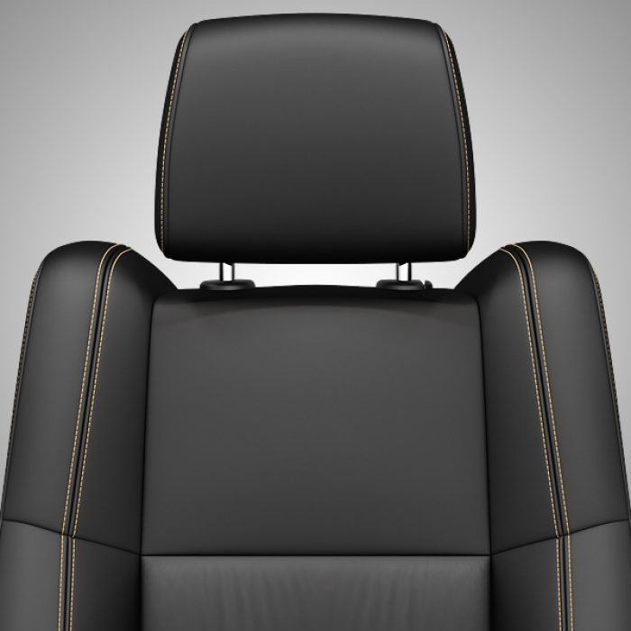 Leather-Trimmed Heated Seats
