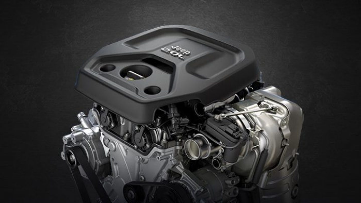 2.0L Direct-Injection Turbo Engine